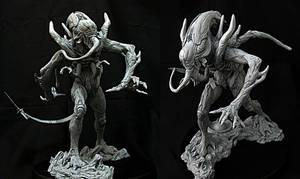 Xenomorph Titan 009 by Apikit