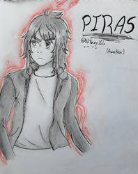 PIRAS DAMESCHI (Awaken comic) by Nitaxy