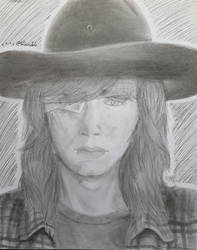 CARL GRIMES by Nitaxy