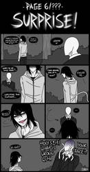 Extremely Creepy Adventures -6- Part One by UnseenChaser