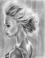 Jessica Alba by JasonFrank