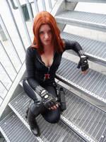 The infamous Black Widow by NatRomanov