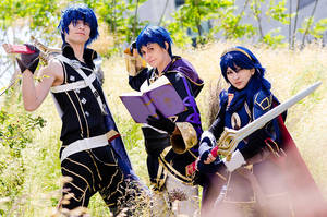 Fire Emblem Awakening - Get ready! by Rei-Suzuki