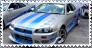 Nissan Stamp by googlememan