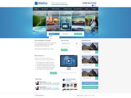 Photography school website by RasonDesign
