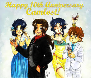 10 years of Camlost by camlost