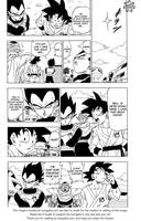 Chapter 6 dragon ball super by camlost