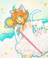 Commission - CardCaptor Sakura by Firefly-Raye