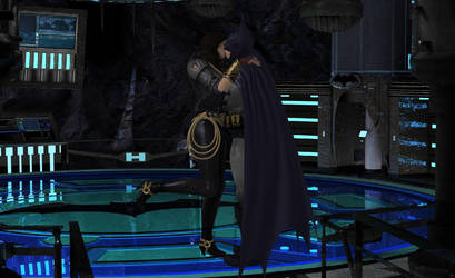 Love in the Batcave by Terev316