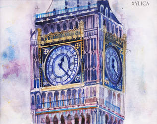 Big Ben by Xylica