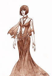Kisna by sketchtastrophe