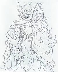 Animethon 2014 Commission by sketchtastrophe