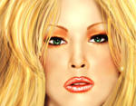 Shanna Moakler by lazymau