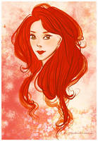you are very beautiful Evans by LilyRedHaired