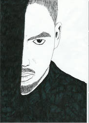 David Blaine by Daneyol
