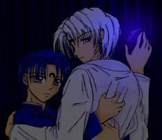 Brotherly Love by KawaiiEmiko