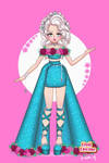 Fleurien,the spring queen 2.0 by BadassNymph