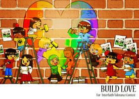 Build LOVE --Digital version-- by mengky335