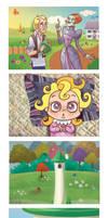 Rapunzel, part one by darkodordevic