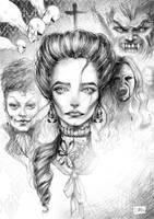 Penny Dredful by darkodordevic