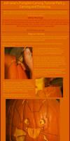 Pumpkin Carving Tutorial - Part 3 by johwee