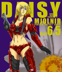 Daisy-023 with MJOLNIR Mark 6.5 CQB by GRANDBigBird
