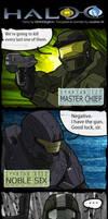 THAT other helmeted badass by GRANDBigBird