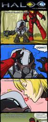 How to Assassinate Like a Spartan Pt. 1 by GRANDBigBird