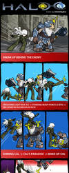 How to Assassinate Like a Spartan Pt. 2 by GRANDBigBird