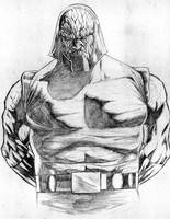 Darkseid by mmasamun3