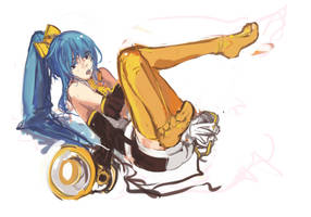 Anime Revolution - AA Table 33 by pantsu-pirate