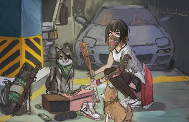 Anime North F01 by pantsu-pirate