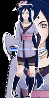 CM: Naruto OC Shinju by tonemi