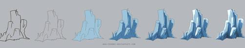 ice tutorial by tonemi