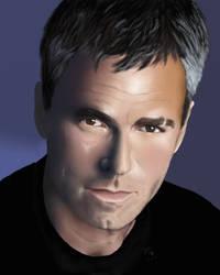 Jack O'Neill Stargate SG1 by MidknightStarr