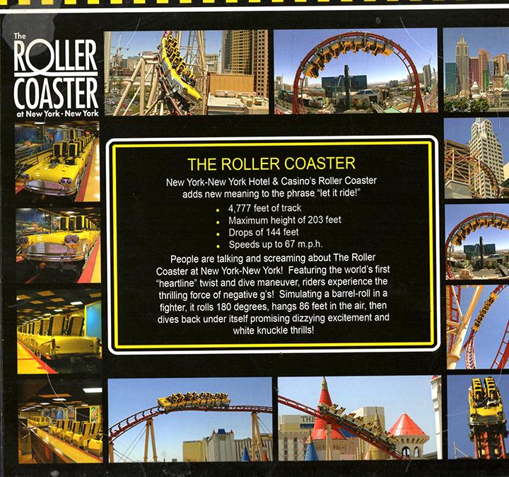 New York New york Roller Coaster 2 by norrit07