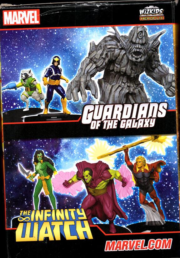 Avengers Infinity Heroclix Box 3 by norrit07