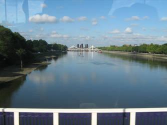 Thames River by patryssya