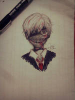 Tokyo Ghoul by animeprincessx15