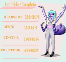 Commissions Completo by ThaizPandinha