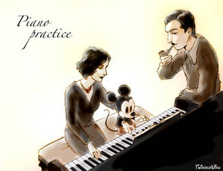 piano practice by twisted-wind