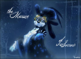 Masque of Sorrow by twisted-wind