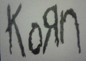 Korn logo by BenTheGhost6704