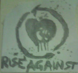 Rise Against logo by BenTheGhost6704