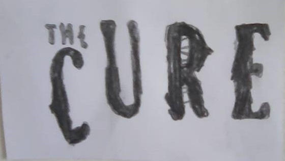 The Cure logo by BenTheGhost6704