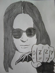 Ozzy by BenTheGhost6704