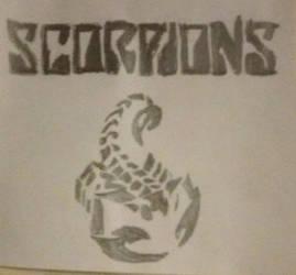 Scorpions logo. by BenTheGhost6704