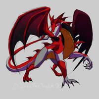 Dragonformers: TFP Knockout by JazzTheTiger