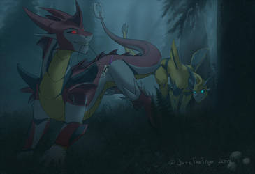 Snatch and Run! by JazzTheTiger
