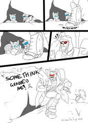 The [Mis] Adventures of KittyBee #2 (Ninjas) by JazzTheTiger
